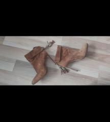 Le Silla kozne cizme original kao nove 38