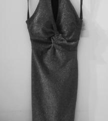 Haljina siva s Novo