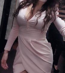 Baby roza haljina S