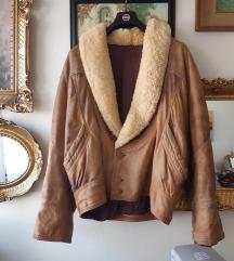 Meklaid kozna jakna