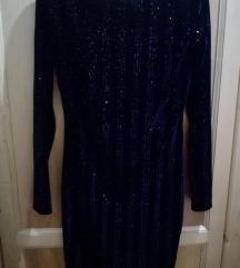 Svecana svetlucava haljina