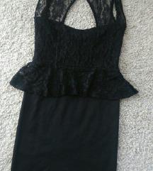 Nova crna haljina
