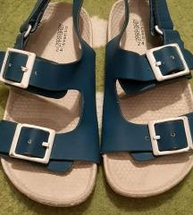 Zara sandalice, br. 24, ug. 15.5 cm