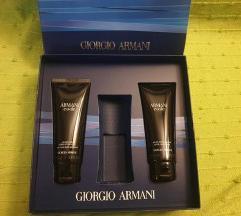 Armani Code muski, after shave i body shampon