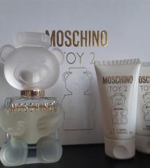 MOSCHINO TOY 2 SET