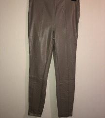Amisu kožne pantalone