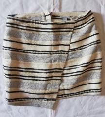 H&M suknja zimska