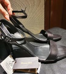 MASSIMO DUTTI kožne sandale NOVO