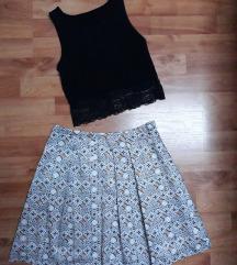 H&M suknja, kao nova
