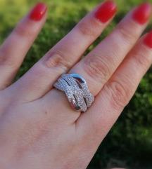 Prsten 925 17 i 18 mm u ponudi