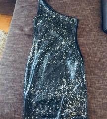 Štras haljina xs