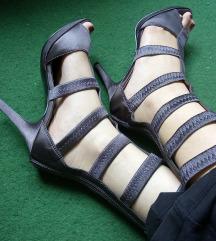 NOVO! Satenske sandale 41