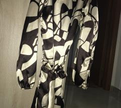 Svečana svilena haljina