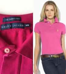 Ralph Lauren pink polo majica Original