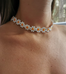 Pletena ogrlica