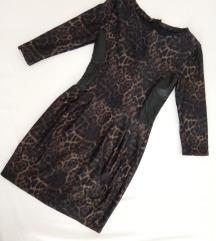AKCIJA Animal print haljina