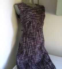 Topla kao tkana haljina M
