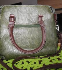 Maslinasto zelena torba