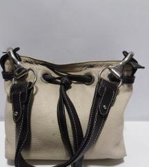 Italy kožna torba 100%prirodna koža 22x21x14