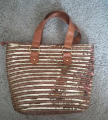 Ceger torba ili torba za plažu