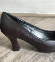 Kozne braon cipele, 40