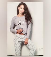 MIZAN ženska pamučna pidžama