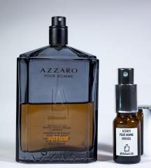 Azzaro Pour Homme Intense - Dekant 5/10ml