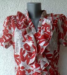 košulja bluza za leto karneri broj M