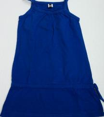 Kraljevsko plava haljinica 92-moze razmena!