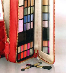 Oriflame Power Red Palette Clutch by Demi Moore