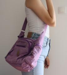 Ljubičasta torba
