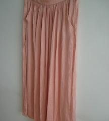 Zara maxi suknja M  800 din.