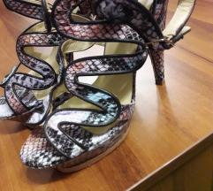 TAKIRIS MALLAS zmijske sandale