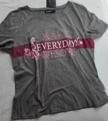 Page one majica sa biserima NOVO sa etiketom