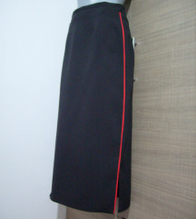 KAO NOVA duboka klasicna poslovna suknja L/M
