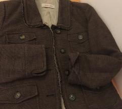 MAX MARA I Blues prelepa jaknica sako, XS/S