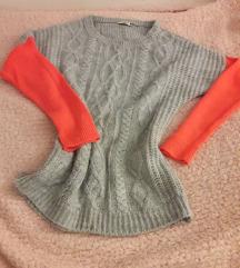 Moderan i zanimljiv džemper