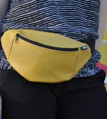 Zuta pederusa - torbica