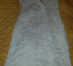 H&M haljina od cipke