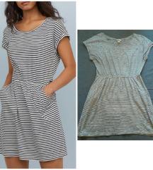 H&M BASIC haljina - tunika L-XL