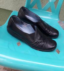 ARA crne kozne jesenje cipele kao NOVE
