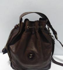 JELENA velika torba 100%fina koža 35x30