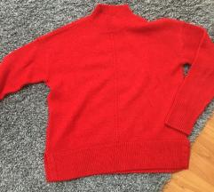 Zenski waikiki dzemper crvena boja