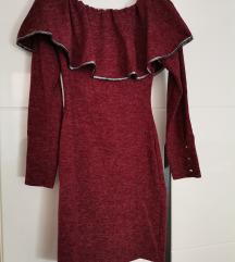 Jesenja divna haljina univerzalna AKCIJA