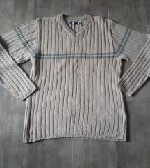 Muški atraktivni džemper, L, NOVO