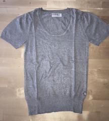 sergio tacchini siva bluzica/majica