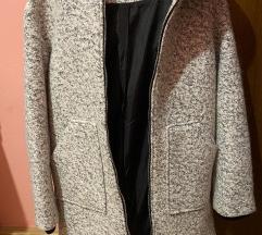 Sivi kaput, NOV sa etiketom, velicina 38