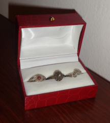 3 srebrna prstena - treci prodat
