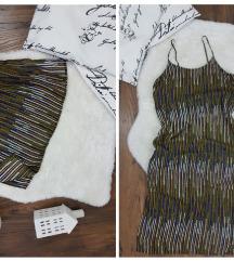 H&M * S/M * dezenirana haljina NOVO