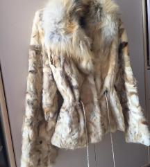 Pravo krzno bunda